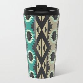 Native simple pattern Travel Mug