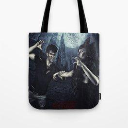 Halloween Nightmare Poster  Tote Bag