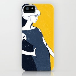 Melinda iPhone Case