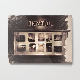 Transcend Dental  Metal Print