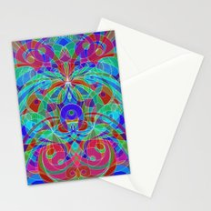 Ethnic Style G111 Stationery Cards