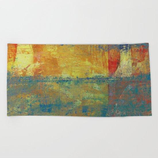 Piccolo Regata Beach Towel