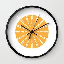 The Return of the Minotaur  Wall Clock