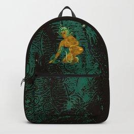 Angry Medusa Backpack