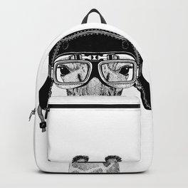 Zhiraf Speed Rebel Backpack