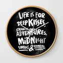 Life is for deep kisses... by weareyawn