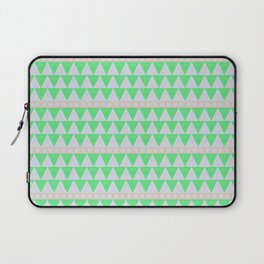 Organic Triangles Laptop Sleeve