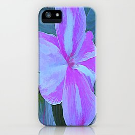 Impatiens iPhone Case