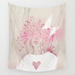 Tangle Wall Tapestry