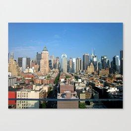 NYC III Canvas Print