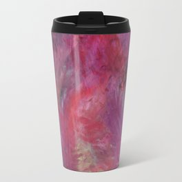 Made just with hands and paint Travel Mug
