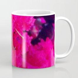 Pretty in Pink Crape Myrtle Coffee Mug