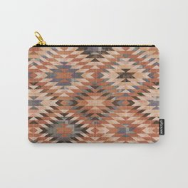Arizona Southwestern Tribal Print Carry-All Pouch