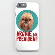 Archie for President iPhone 6s Slim Case