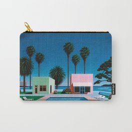 Pacific Breeze by Hiroshi Nagai Carry-All Pouch