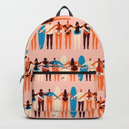 Surf sisters Backpack