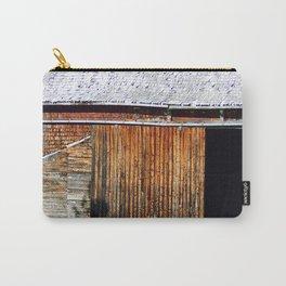 Open Barn Door Carry-All Pouch