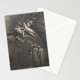 DANTE's INFERNO - The Divine Comedy Stationery Cards