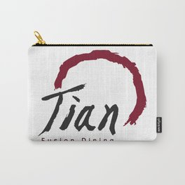tian logo Carry-All Pouch