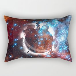 planet namek Rectangular Pillow