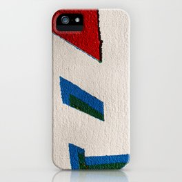 Lifted Up iPhone Case