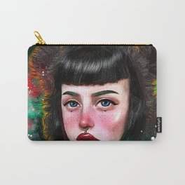 Beargirl Carry-All Pouch