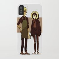 durarara iPhone & iPod Cases featuring Kids These Days by rhymewithrachel