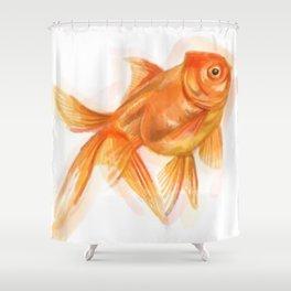 Goldie Hawn Shower Curtain