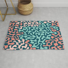 Cheerful Spotted Rug