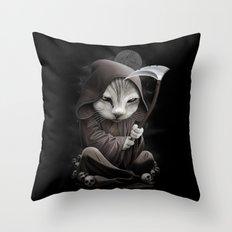 REAPERCAT Throw Pillow