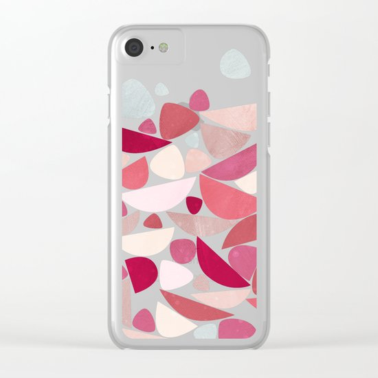 Sea Bed Clear iPhone Case