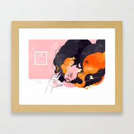 No Human #3 Framed Art Print