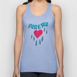 Forever HeartBroken Unisex Tank Top