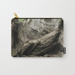 Etched by Nature Scarred by Man Carry-All Pouch