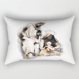 Saviour Rectangular Pillow
