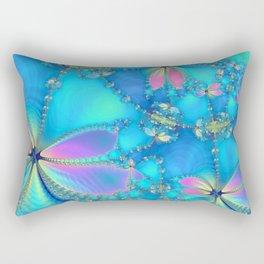 The Fluttering Rectangular Pillow