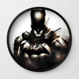 Arkham Knight Wall Clock