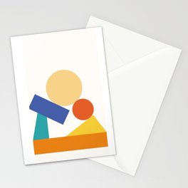 As a child Stationery Cards