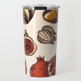 Fall Produce Travel Mug