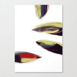 Morceaux/Pieces 8 Canvas Print