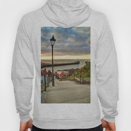 Whitby Sun Set Hoody