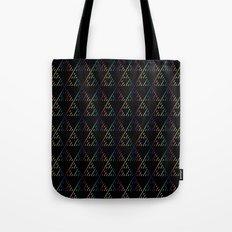 Sierpinski Triangles Tote Bag