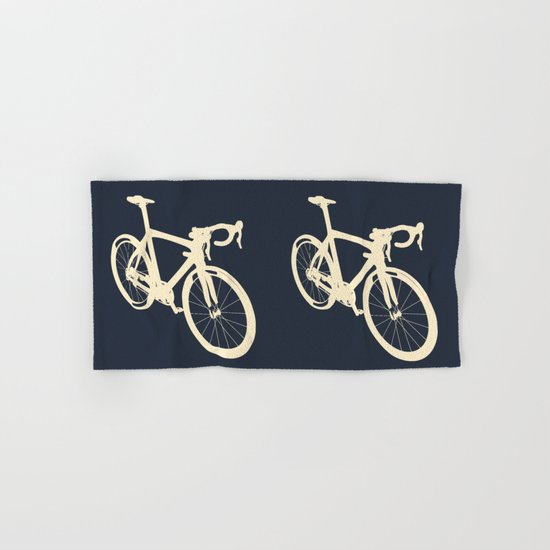 Bicycle - bike - cycling Hand & Bath Towel