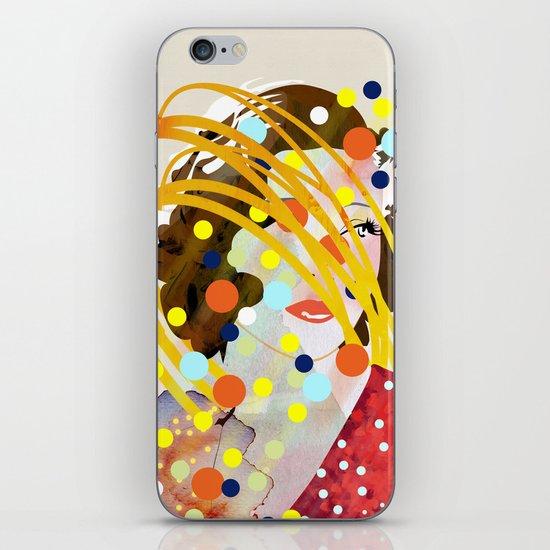 Loretta iPhone & iPod Skin