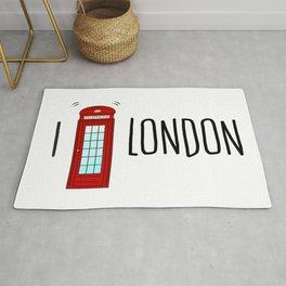 Love London Rug