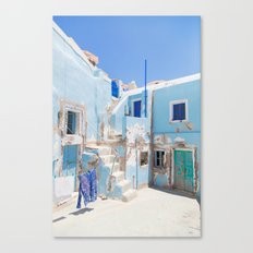 SANTORINI SERIES #1 Canvas Print