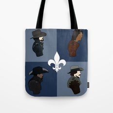 The Musketeers Tote Bag