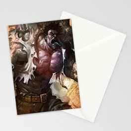 League of Legends Dr. MUNDO Stationery Cards