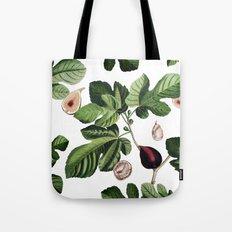 Figs White Tote Bag