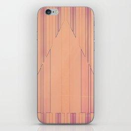 Strip to Stripe Me Down iPhone Skin